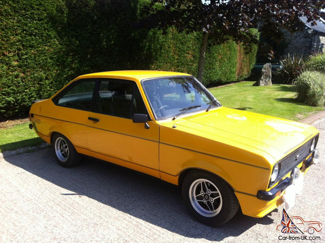 ford escort mk2 rs mexico 1978 for restoration. Black Bedroom Furniture Sets. Home Design Ideas