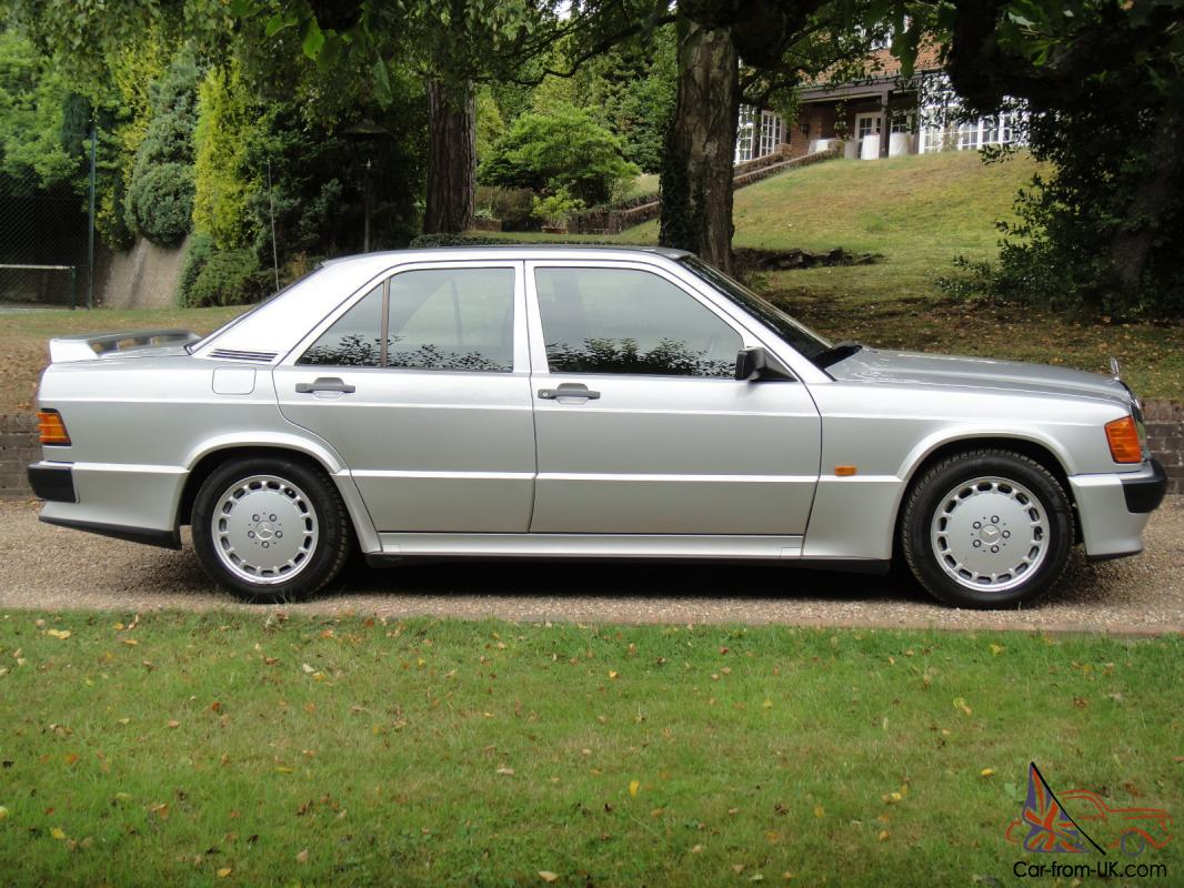 1989 mercedes benz 190e 2 5 16 cosworth manual the for Mercedes benz 190e cosworth for sale