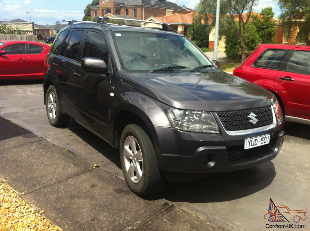 suzuki grand vitara 2008 4x4 in melbourne vic. Black Bedroom Furniture Sets. Home Design Ideas