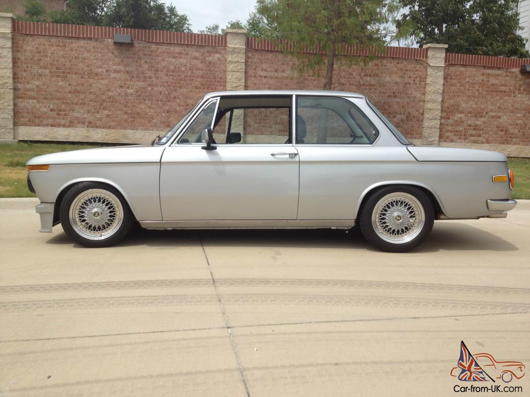 1974 Bmw 2002 Fully Restored Modified M2