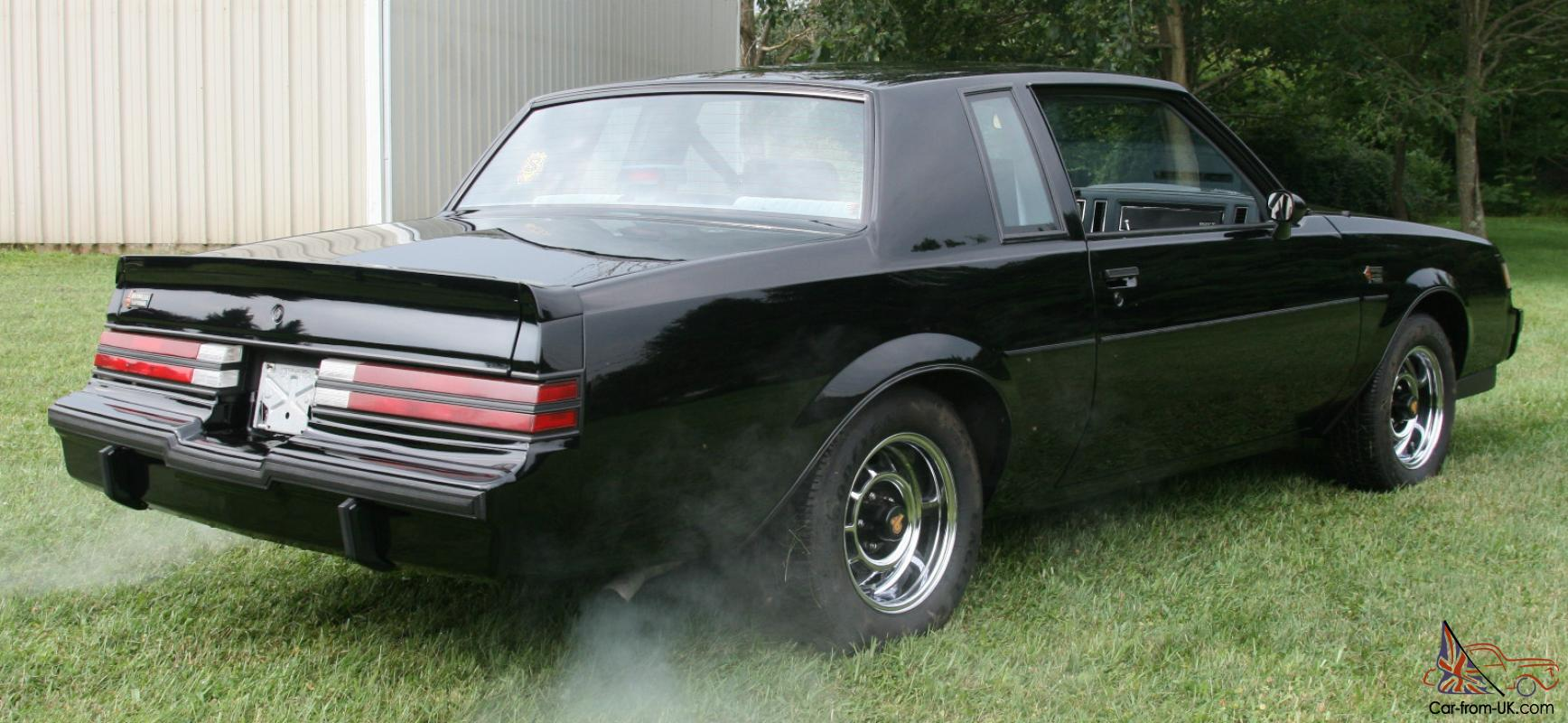 1987 buick grand national 10 997 original miles for sale. Cars Review. Best American Auto & Cars Review