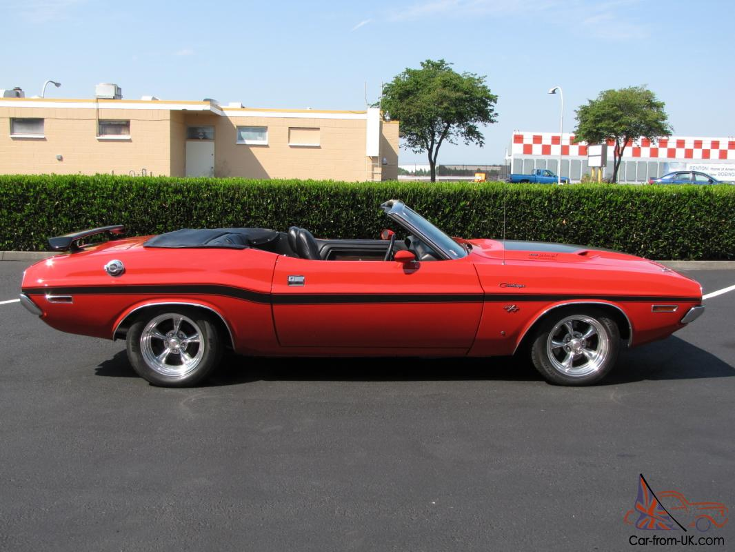 1970 dodge challenger convertible resto mod. Black Bedroom Furniture Sets. Home Design Ideas