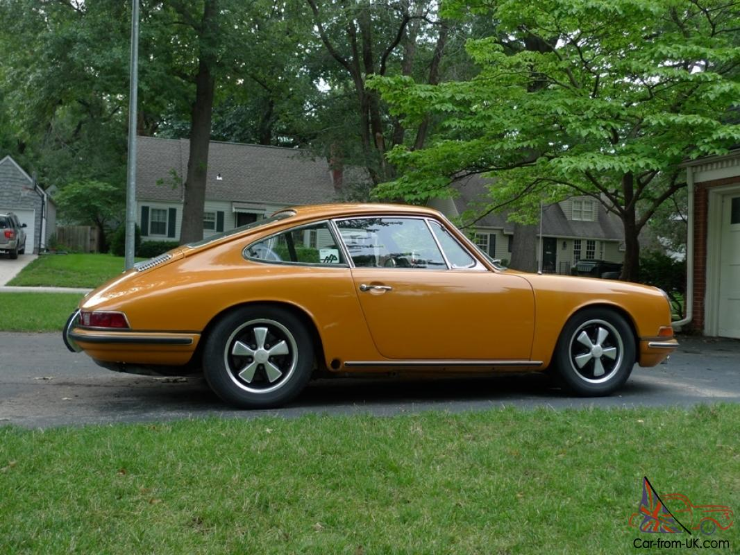 1967 porsche 911s coupe. Black Bedroom Furniture Sets. Home Design Ideas