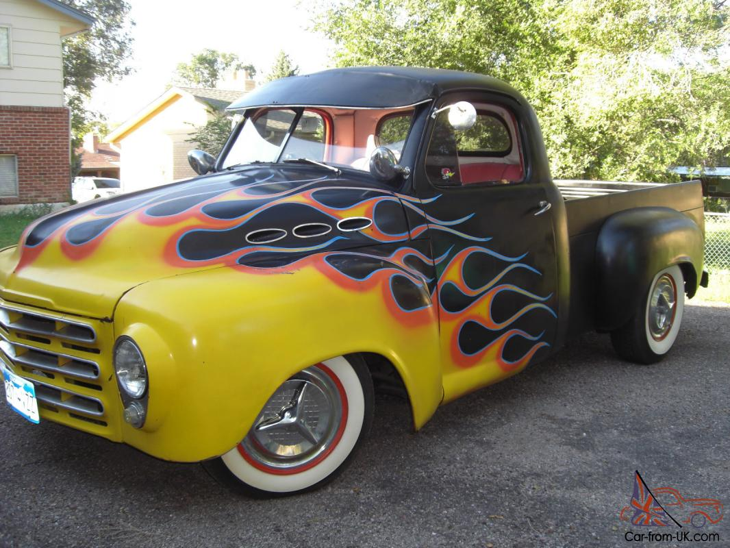 1950 Studebaker Truck Rat Rod It Has A 1964 Corvette 327 With 375 Hp Champion Wiring Diagram