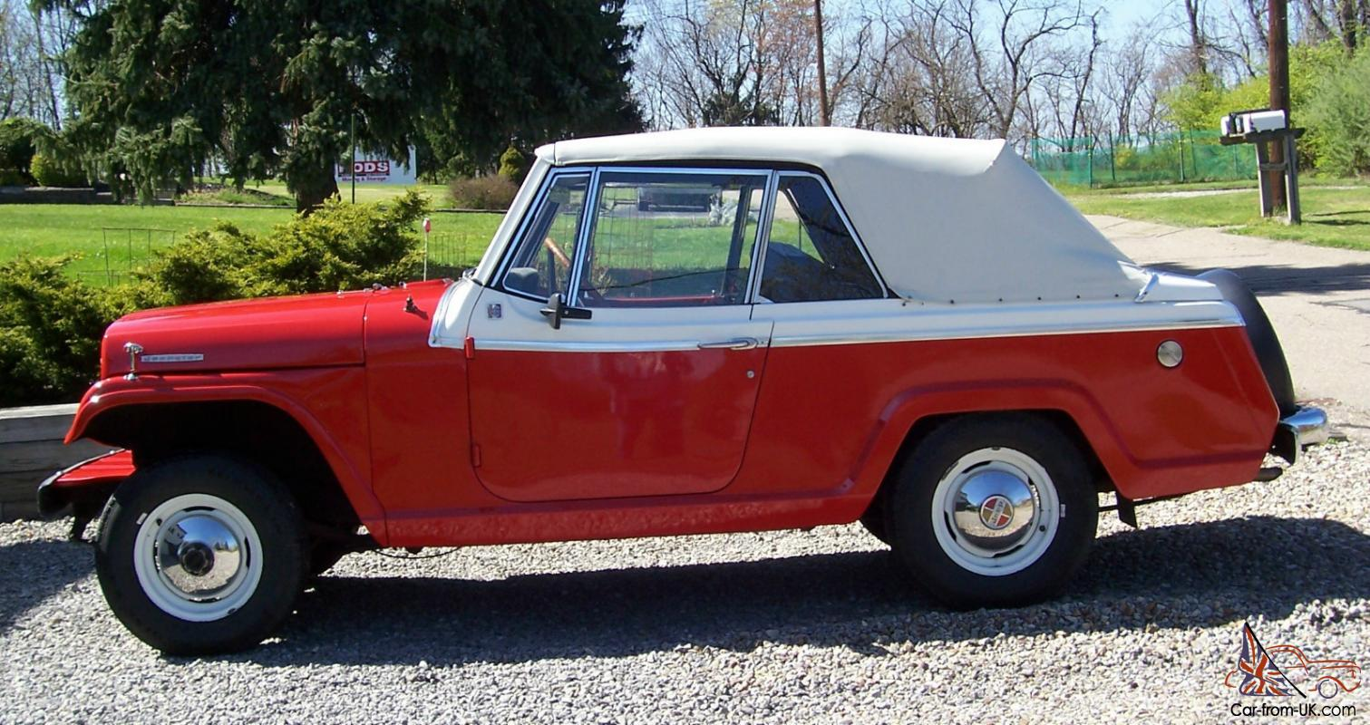 1967 Jeepster Commando Convertible For Sale.html | Autos Post