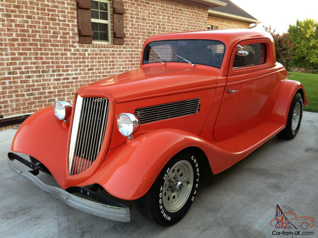 1934 ford 3 window coupe no reserve for 1934 ford 3 window coupe body for sale
