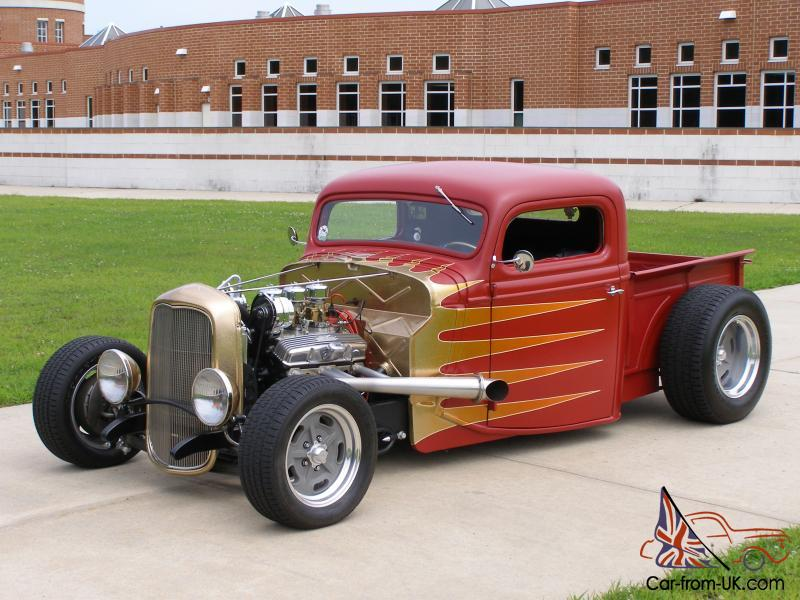 FORD ALL STEEL NEW/OLD SCHOOL HOT ROD.