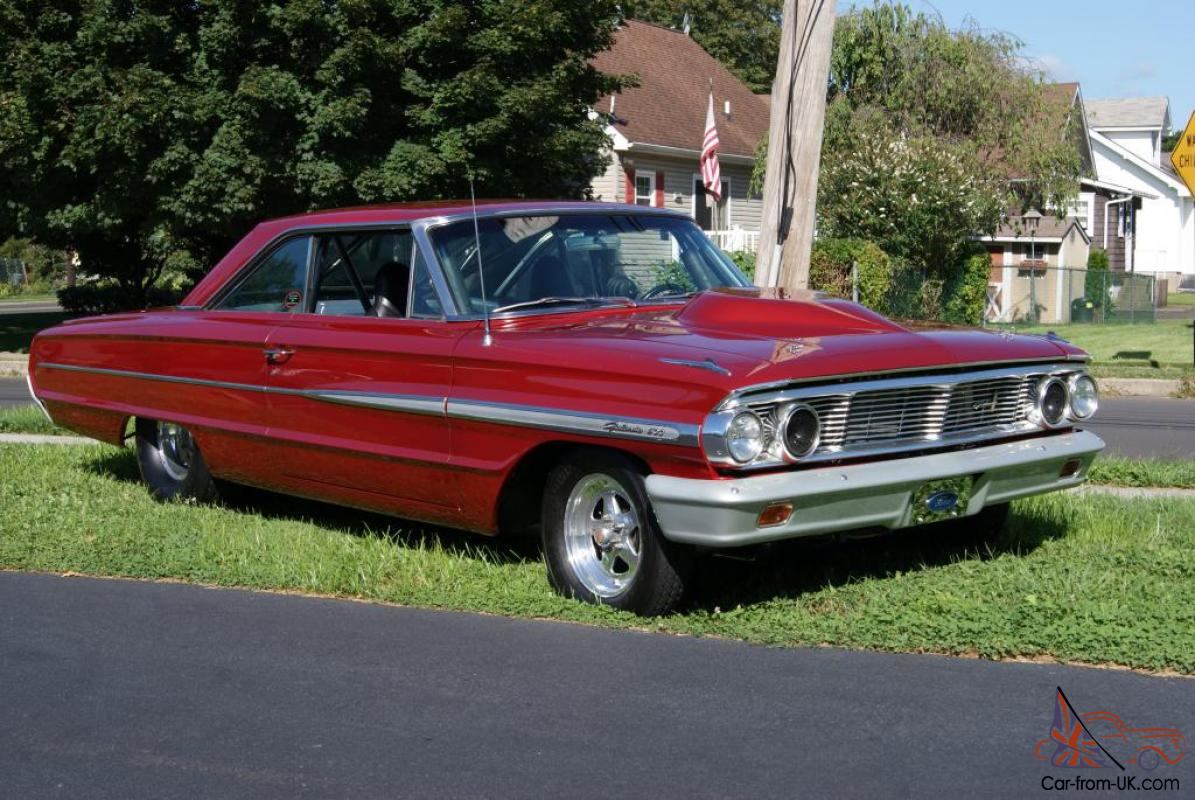 1964 ford galaxie 500 fastback 429 bb 500hp fully. Cars Review. Best American Auto & Cars Review