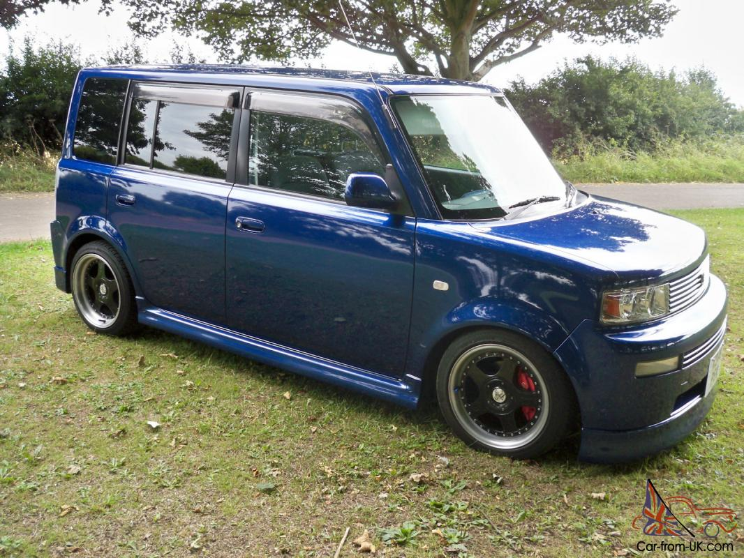 Toyota Bb Yaris Modified Scion Xb Nissan Cube Honda Smx