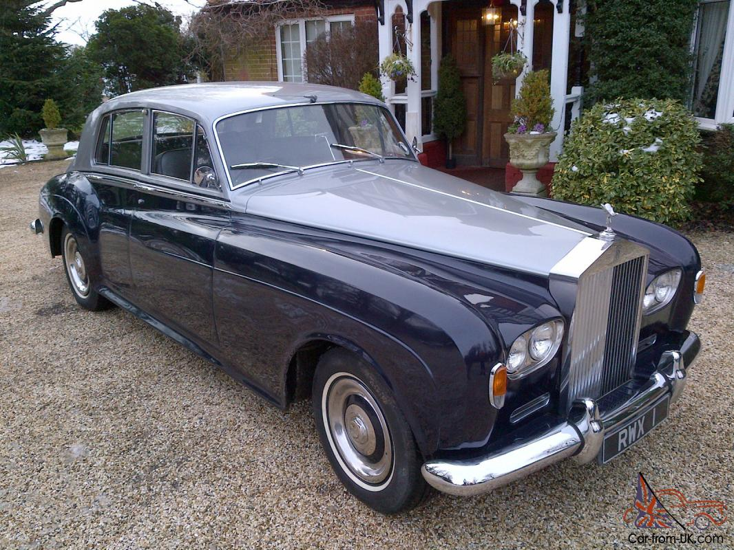 Rolls royce standard car ebay motors 300895829625 for Ebay motors classic cars for sale by owner