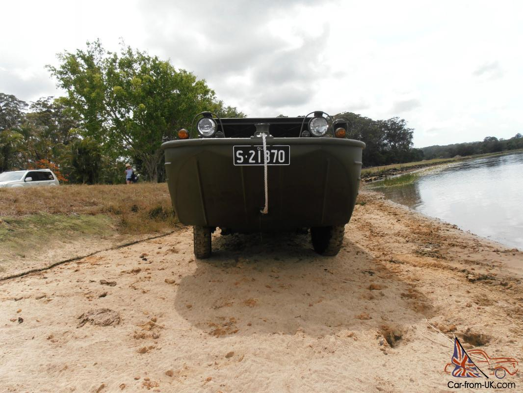Military Surplus Dukw For Sale >> Gpa Amphibious Vehicle For Sale | New Style for 2016-2017