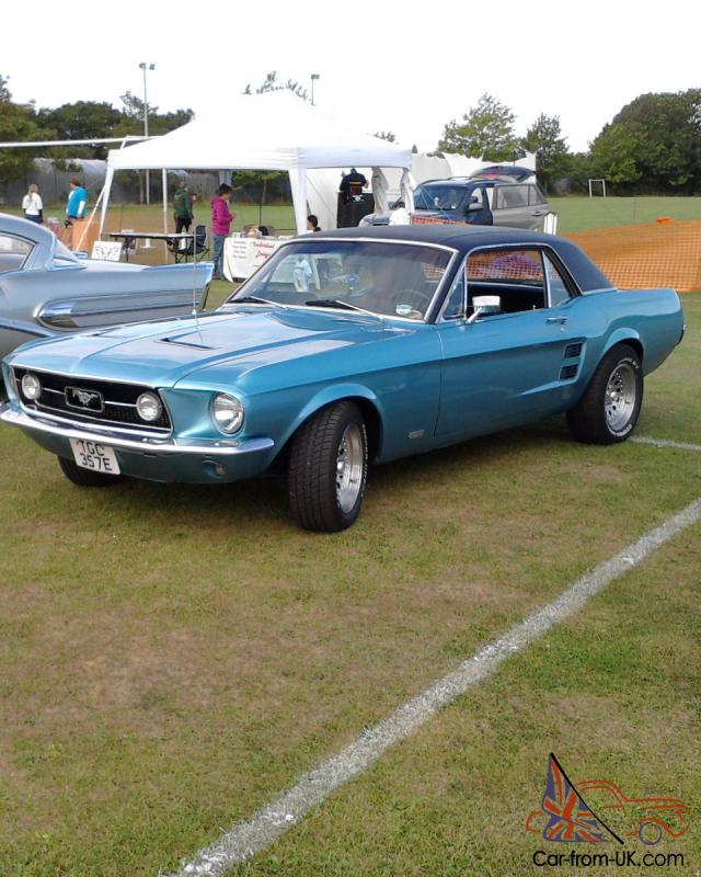 Ford Mustang 1967 For Sale: 1967 Ford Mustang GTA V8