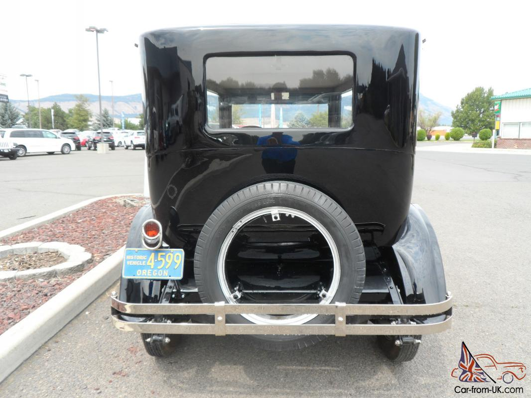 1926 dodge brothers sedan fully restored for sale