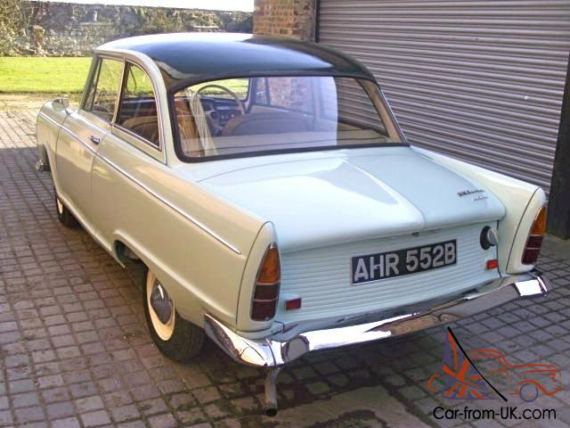 1964 auto union dkw junior deluxe very rare right hand drive. Black Bedroom Furniture Sets. Home Design Ideas