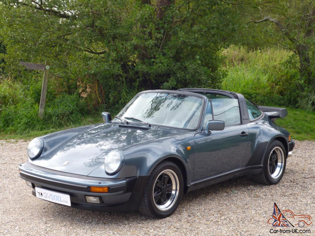 1987 porsche 911 3 2 carrera targa m491 super sport targa 70k miles from new. Black Bedroom Furniture Sets. Home Design Ideas