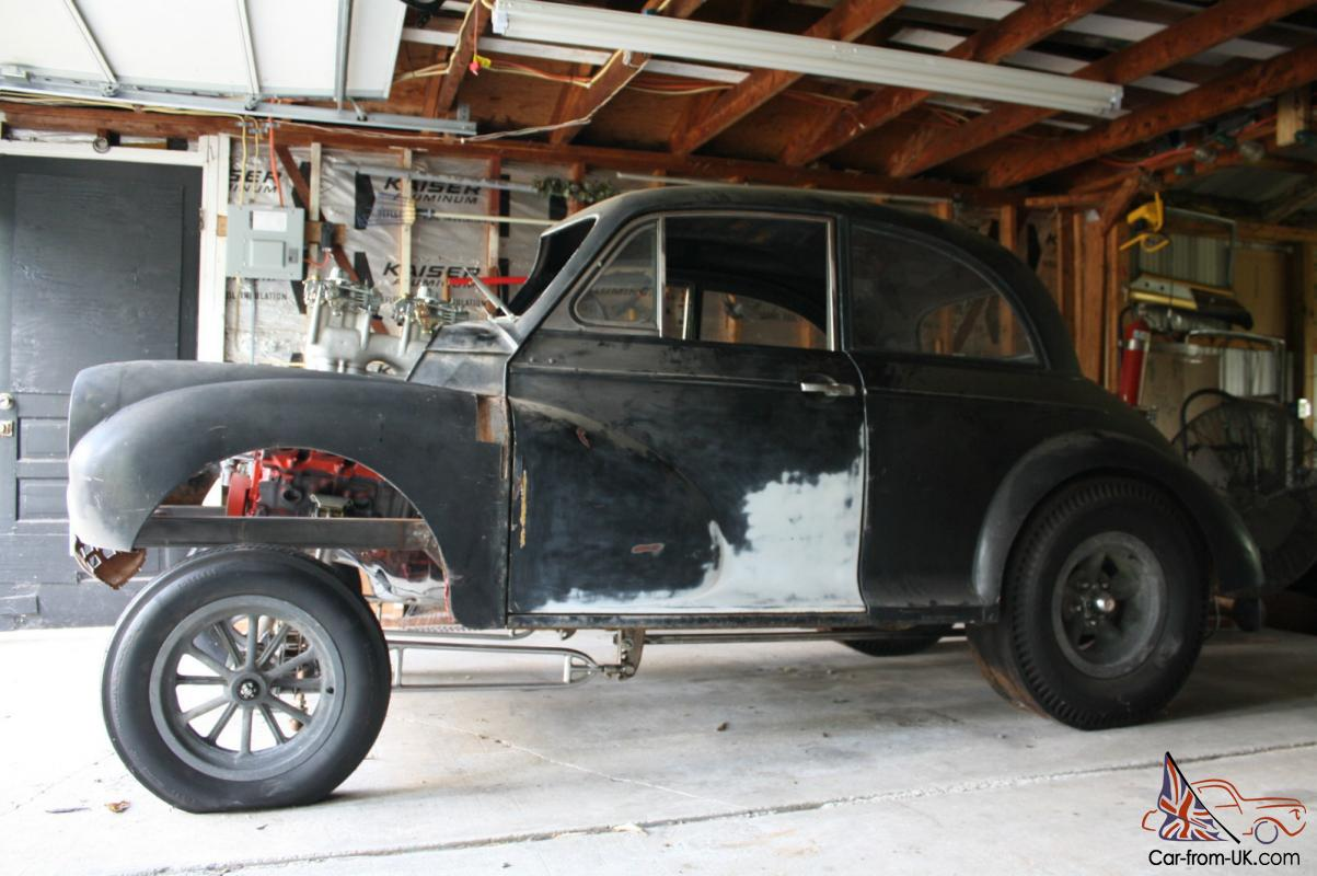 how to build a gasser front end
