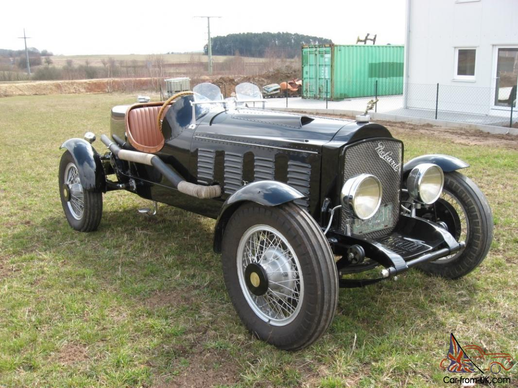 Packard 1927 Racing Car Speedster 6 Cylinders Photo