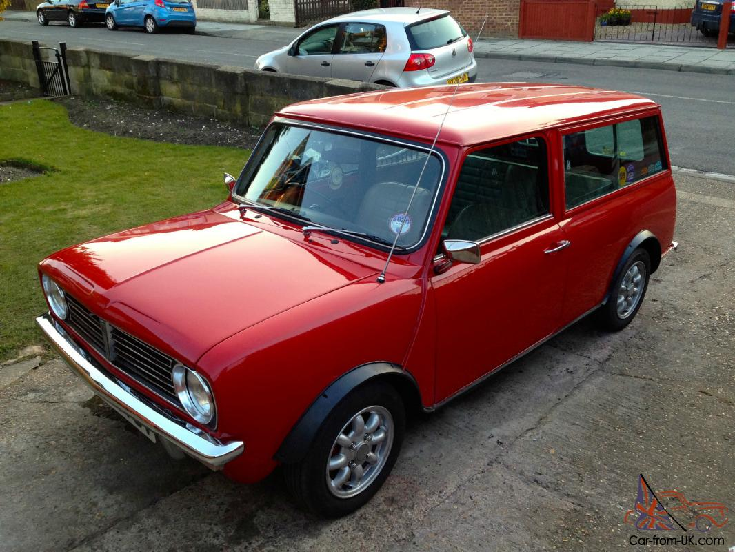 1980 austin morris mini clubman estate. Black Bedroom Furniture Sets. Home Design Ideas