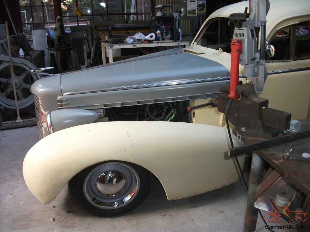 Rat Hot Rod Project