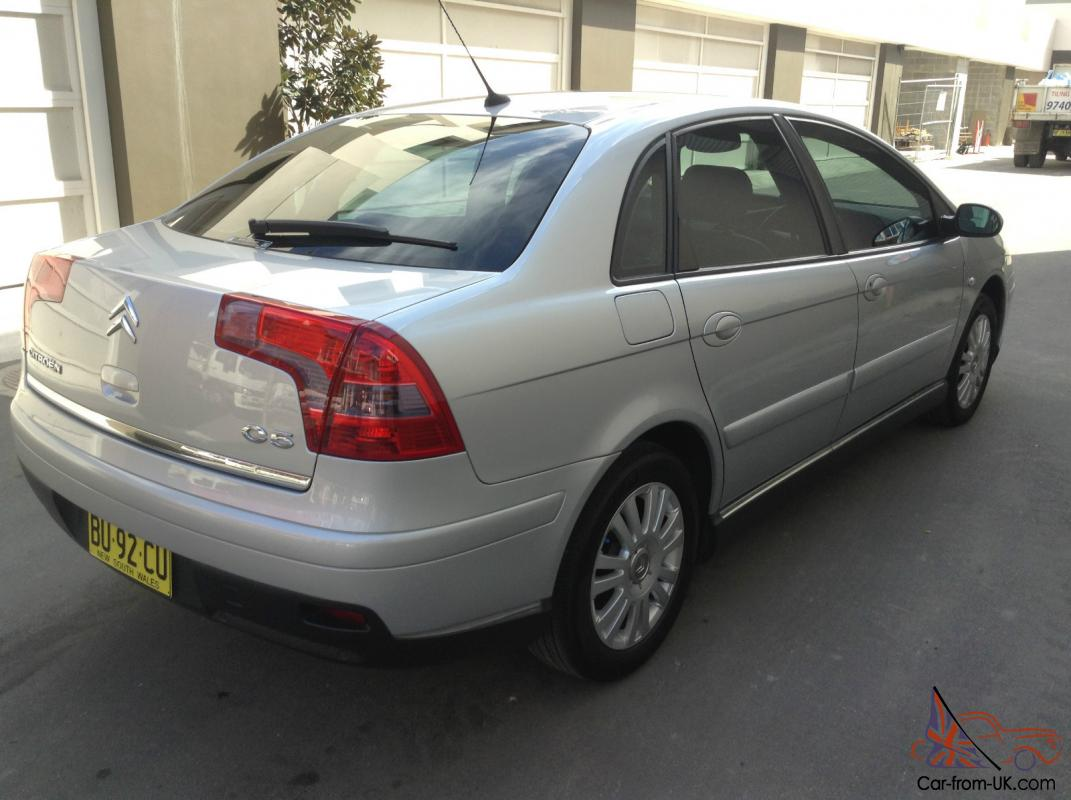 2007 citroen c5 sx 2 0 hdi hatch auto 116 062km only log books no r in sydney nsw. Black Bedroom Furniture Sets. Home Design Ideas