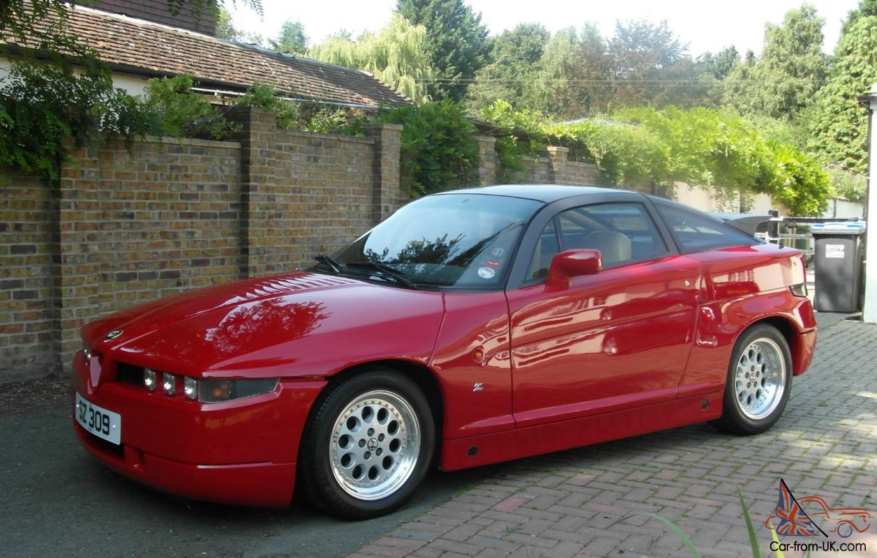 Alfa Romeo Sz Genuine 4358 Miles From New Totally Original