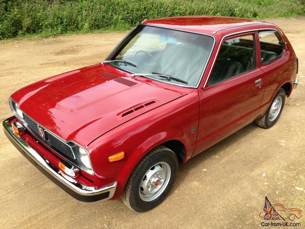 Honda civic mk1 1200 hondamatic 1976 classic 1974 1975 for 1978 honda civic