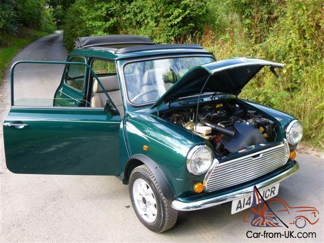 1992 Rover Mini British Open Classic On Just 7700 Miles And One