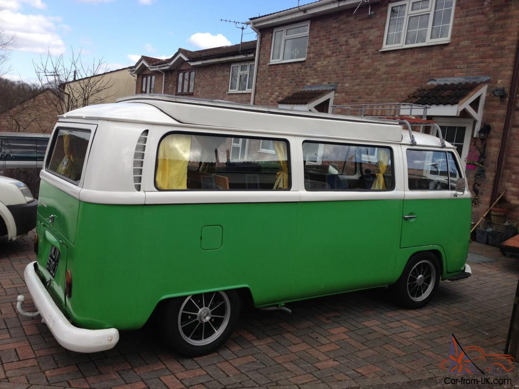 Vw T2 Bay Window Early Bay Solid Bus Ready To Go