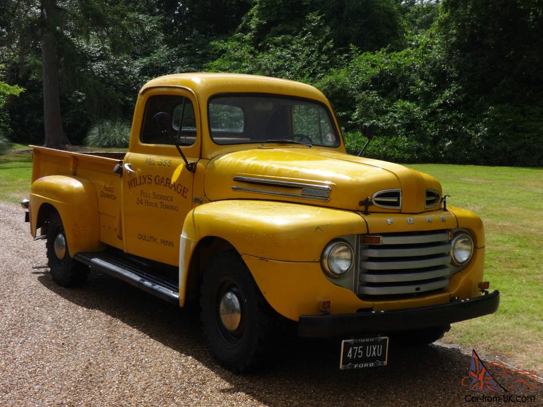 1949 ford f2 3 4 ton pick up truck. Black Bedroom Furniture Sets. Home Design Ideas