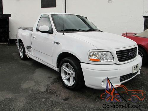 2003 ford f150 lightning pickup 5 4 litre supercharged. Black Bedroom Furniture Sets. Home Design Ideas