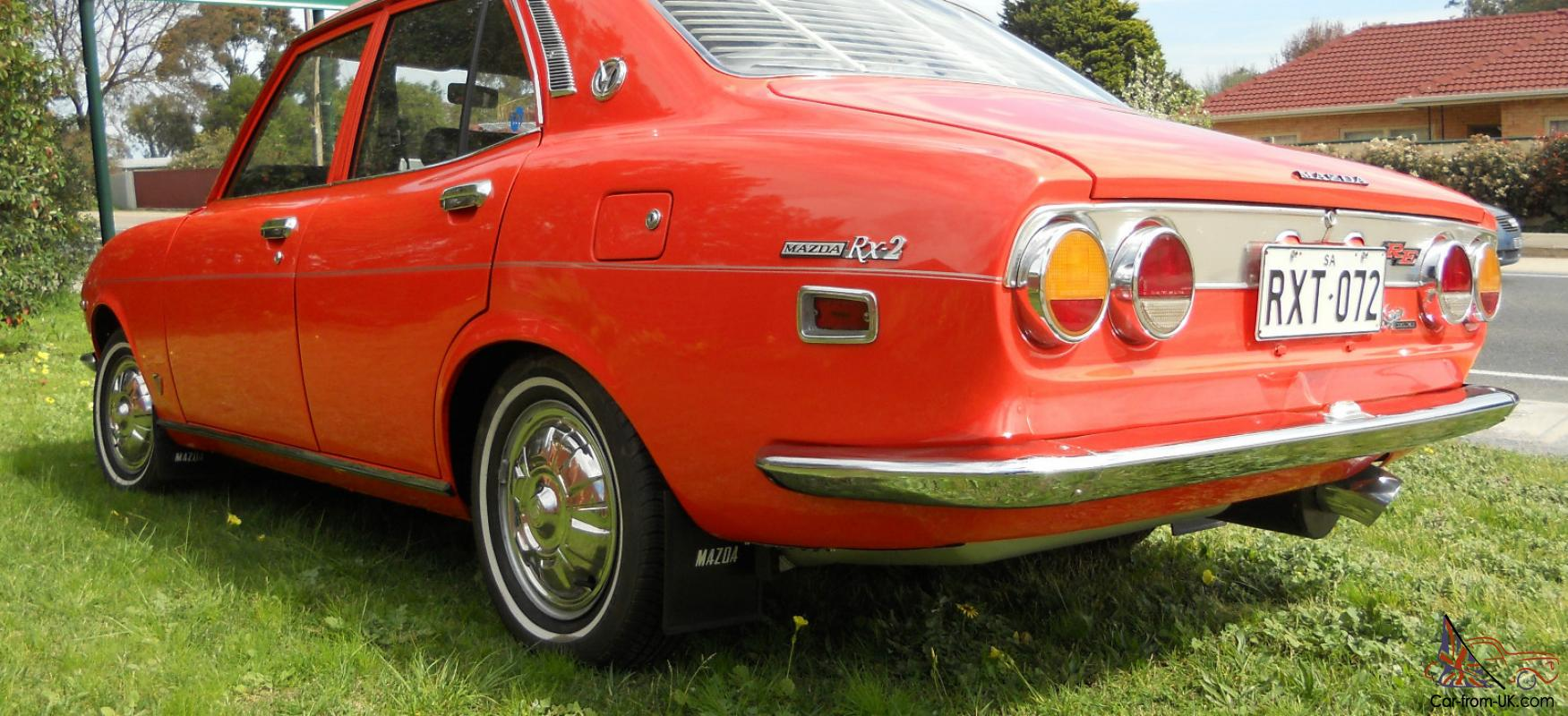 mazda rx2 series 1 1972 not r100 rx3 rx4 rx5 rx7 rotary in