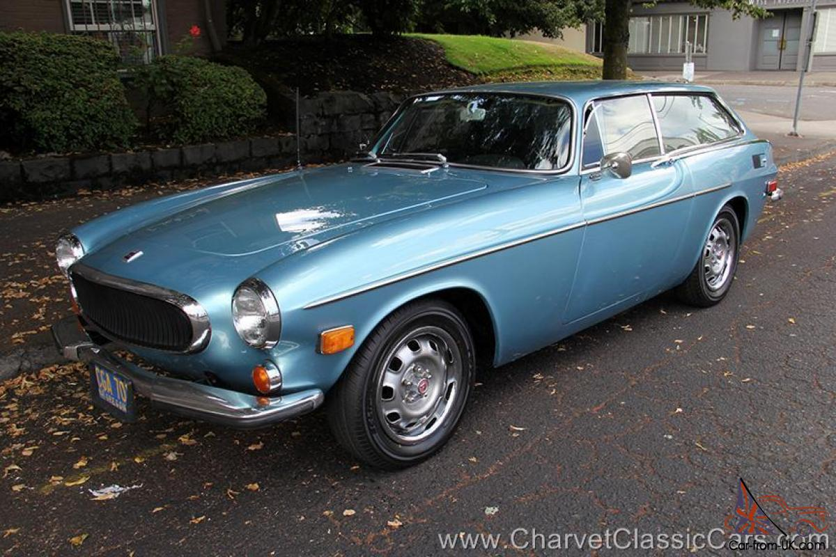 volvo p1800es wagon for sale. Black Bedroom Furniture Sets. Home Design Ideas