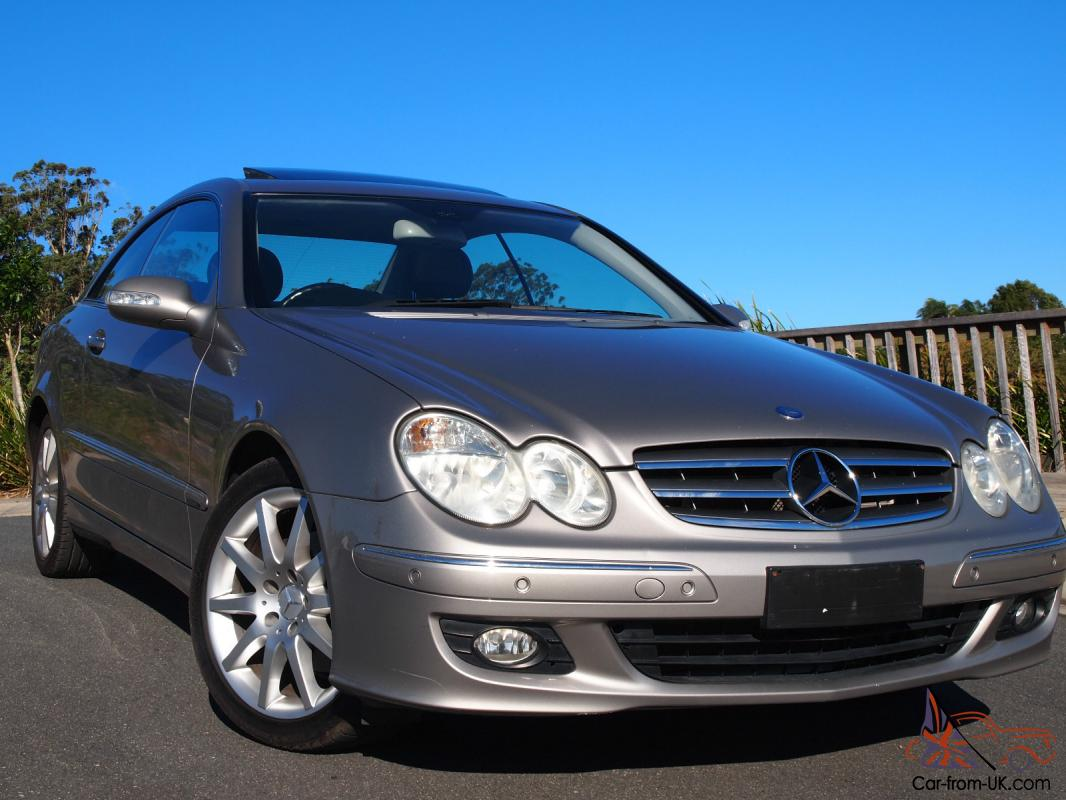 Mercedes benz clk350 2006 elegance 2d coupe in moreton qld for 2010 mercedes benz clk350