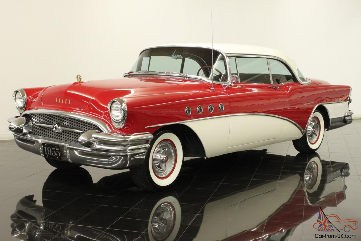 1955 buick roadmaster riviera hardtop 322ci v8 automatic. Cars Review. Best American Auto & Cars Review