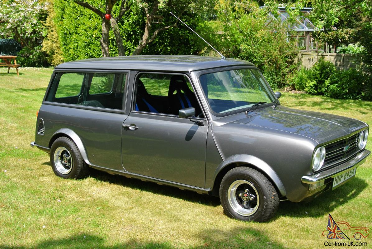 austin morris mini clubman estate meteor grey. Black Bedroom Furniture Sets. Home Design Ideas