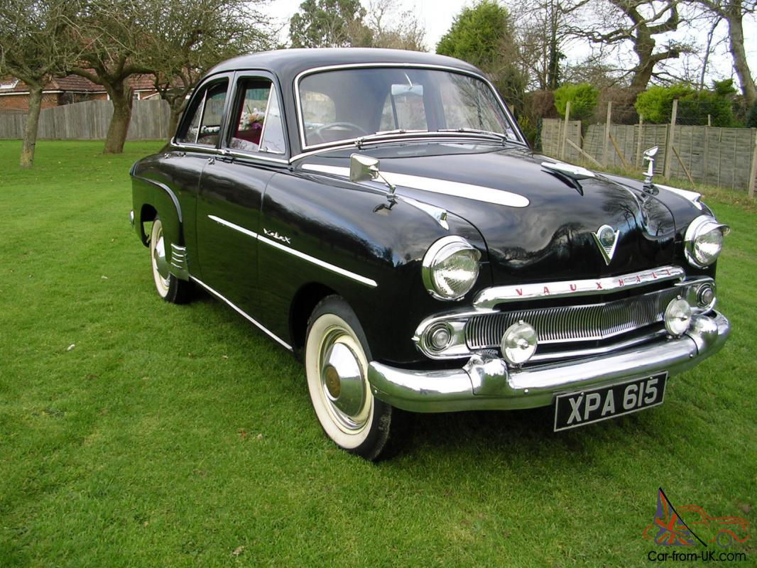 Old Vauxhall Cars
