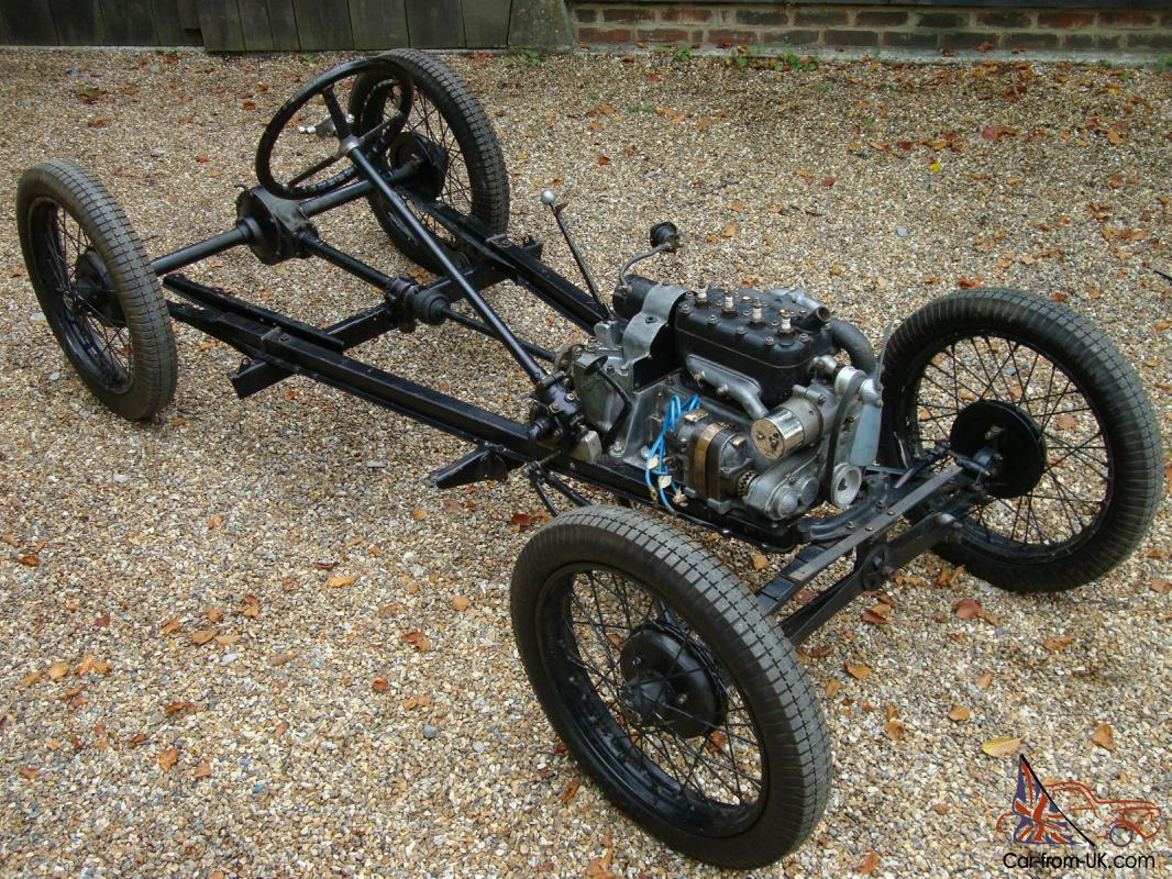 1926 Austin 7 Seven Rolling Chassis