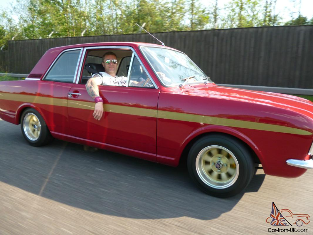 Classic Cars For Sale Lotus Cortina