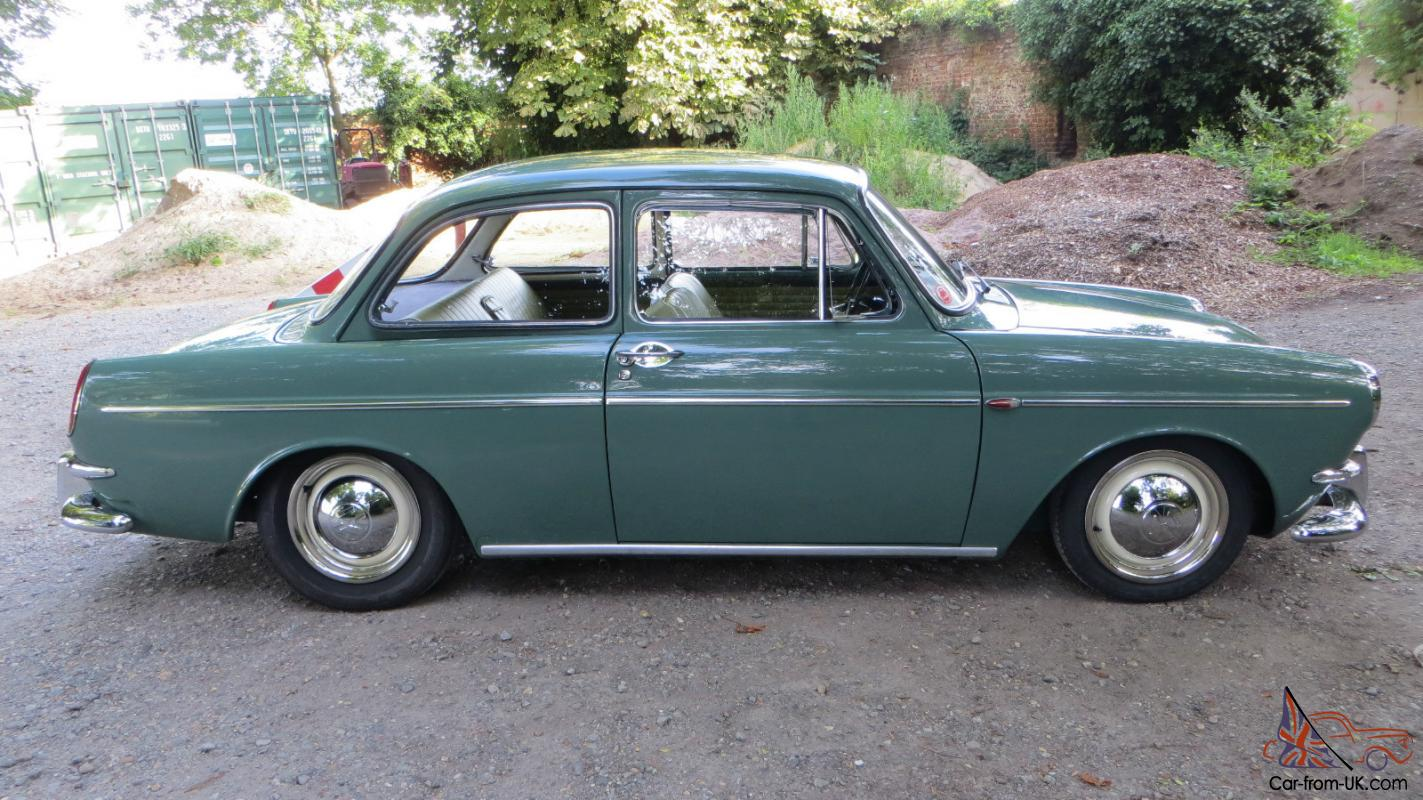 Vw Notchback S 1965 Type 3 T3 Not Squareback Or Beetle