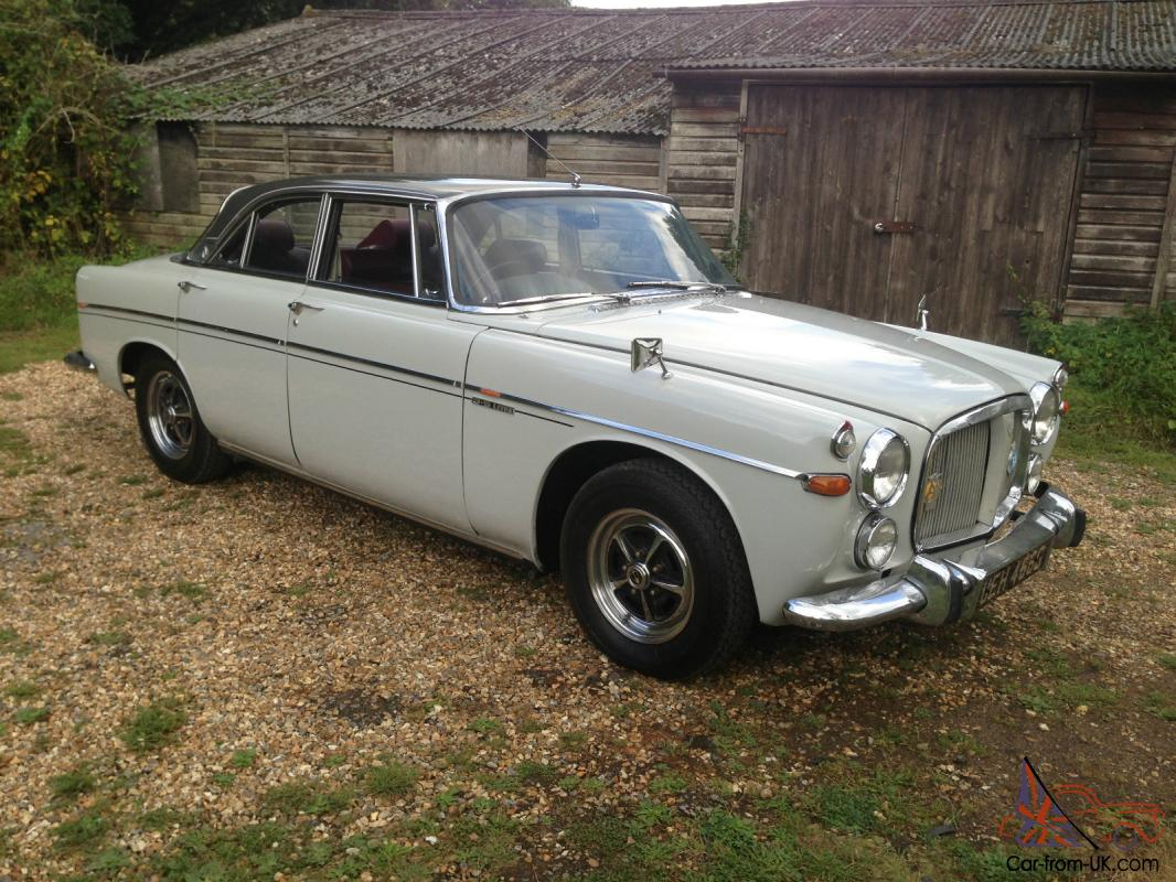 1968 Rover P5b Coupe V8 Superb Condition Classic Car