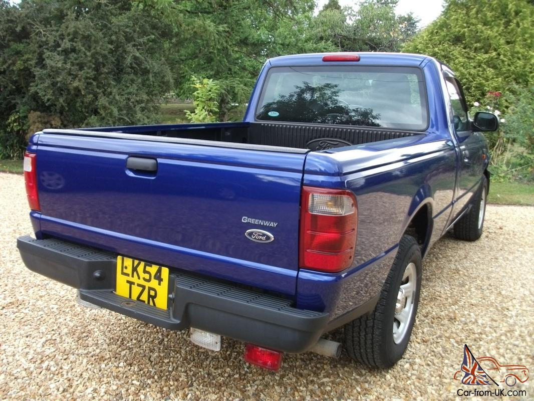 2005 Ford Ranger 2 3 16 Valve 5 Speed Manual 38000 Miles 1
