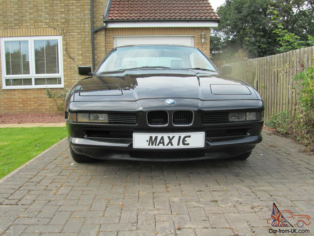 Bmw 840 coupe black ebay motors 221219667050 for Ebay motors classic cars for sale by owner