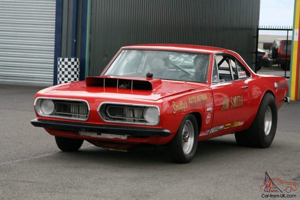 Classic Plymouth Barracuda for Sale - ClassicCars.com