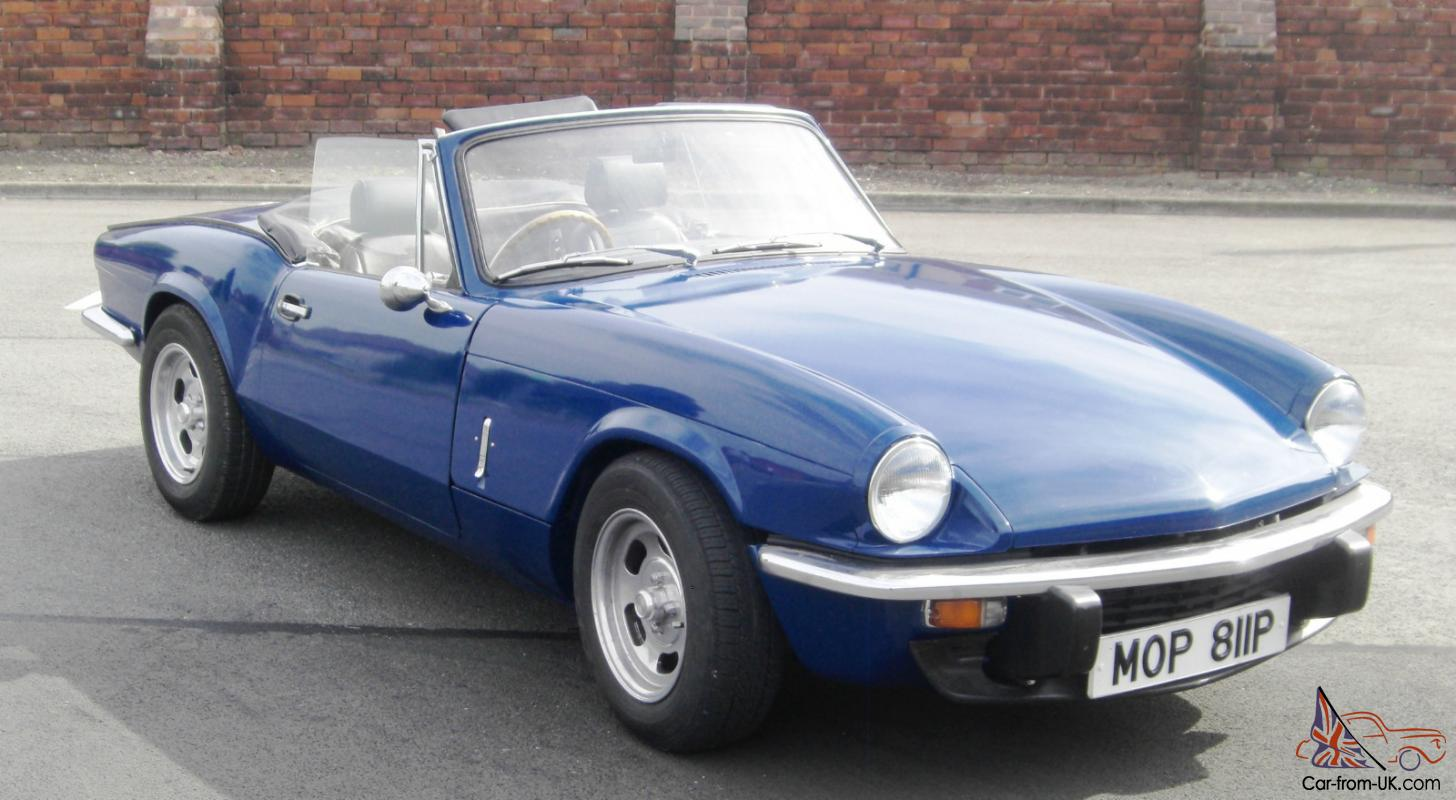 triumph spitfire 1500 early 1976. Black Bedroom Furniture Sets. Home Design Ideas