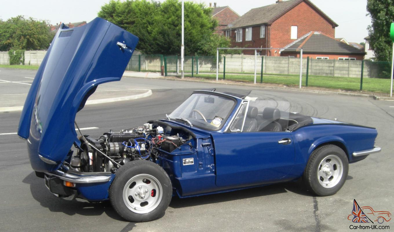 Triumph Spitfire 1500 Early 1976