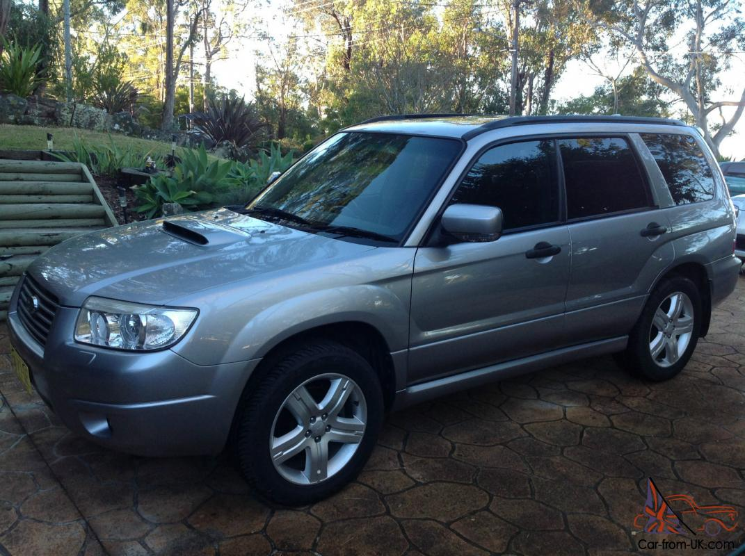 subaru forester xt luxury 2008 4d wagon 4 sp auto elec sport 2 5l turbo in in sydney nsw. Black Bedroom Furniture Sets. Home Design Ideas