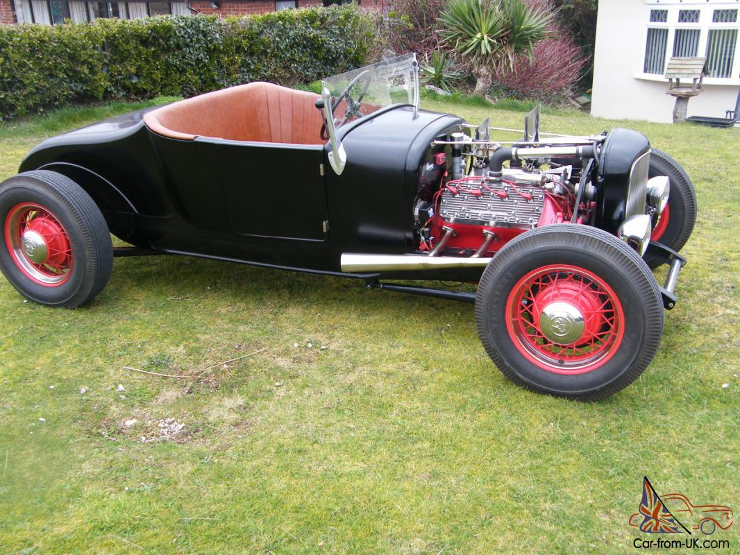 1927 model t ford roadster hotrod