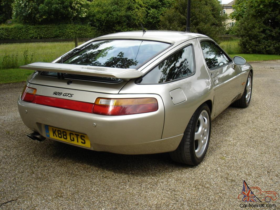 1992 porsche 928 gts 5 4 v8 340 bhp private plate gts a for sale 488955. Black Bedroom Furniture Sets. Home Design Ideas