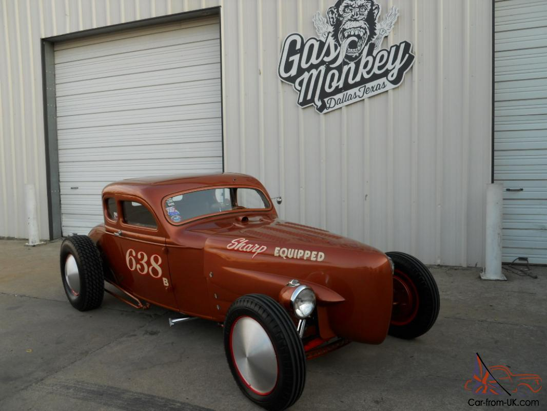 1930 Model A Bonneville Hot Rod Chrisman Tribute offered ...