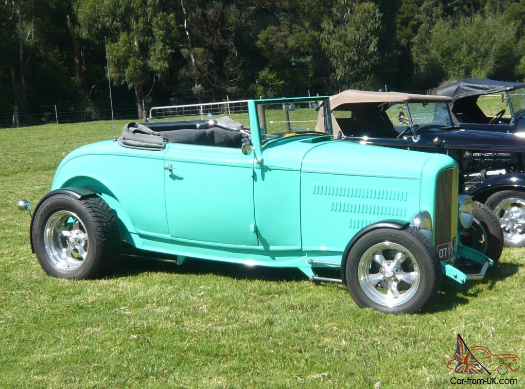 1932 Ford Cabriolet Hot Rod In In Melbourne Vic
